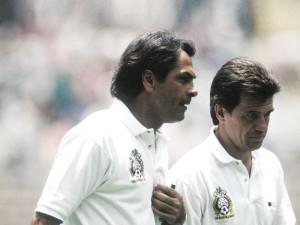 Miguel Mejía Barón en la Selección Mexicana