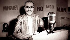"""Miguel Ángel Román: """"Narro alrededor de 250 partidos por temporada"""""""