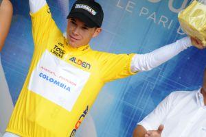 Astana recluta al reciente ganador del Tour del Porvenir