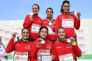El equipo español busca defender el título en el Campeonato de Europa de campo a través