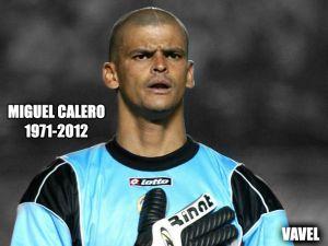 Dos años sin Miguel Calero