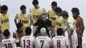 La selección japonesa de Miguel Rodrigo se encuentra en España