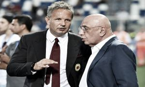 Milan, meeting Galliani - Mihajlovic a Milanello