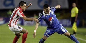 Emotivo empate sin goles entre Millonarios y Junior