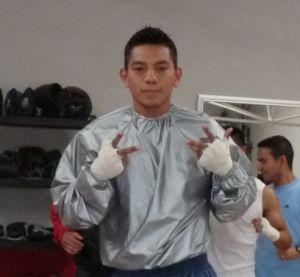 """Cristian Mijares: """"Estoy convencido que le puedo ganar"""""""