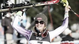 Sci Alpino, Mondiali St. Moritz: disastro Italia, Shiffrin al comando della prima manche di slalom speciale