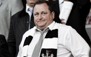 Mike Ashley adamant he will not sell Newcastle United