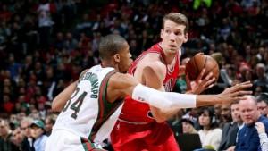 Chicago Bulls Forward Mike Dunleavy Sets Return Date