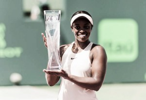 WTA Miami: Sloane Stephens captures first Premier Mandatory title