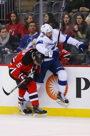 Taylor Hall traded to New Jersey Devils for Adam Larsson