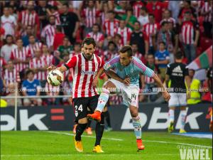 """Mikel Balenziaga: """"Si ganamos el viernes, miraremos hacia arriba"""""""