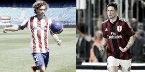 Torres deja el Milan y llega Cerci
