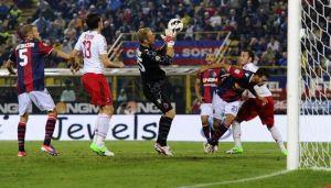 Diretta Bologna - Milan, live della partita di Serie A