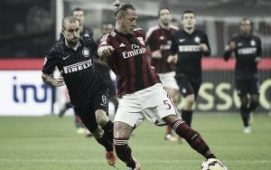 AC Milan 1-1 Inter: Obi cancels out Ménez's first half volley