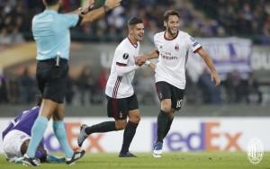 Andrè Silva-Calhanoglu, sorrisi rossoneri: qualità e freddezza in zona gol per Montella