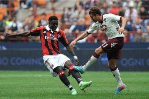 Diretta Torino - Milan, Serie A Live