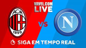 Resultado Milan x Napoli pelo Campeonato Italiano 2017/18 (0-0)