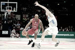 EA7 Milano - Aquila basket Trento in playoff Legabasket 2016/2017 (66-76): Trento sbanca il Forum