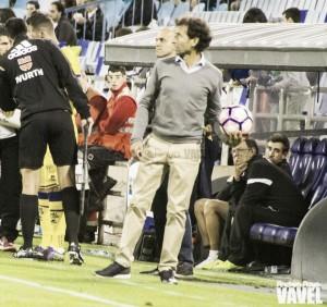 """Luis Milla: """"En la segunda parte hemos merecido ganar"""""""