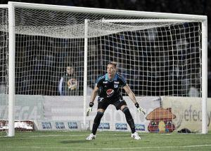 """Nicolás Vikonis: """"Era un partido muy importante, necesitábamos conseguir la victoria"""""""