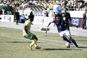 Resultado Millonarios vs Huila en la Liga Águila 2015-II (0-0)