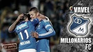 Guía VAVEL: 'playoffs' LigaAguila 2016-II: Millonarios