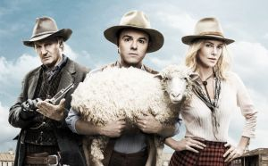 Concurso 'Mil maneras de morder el polvo': sorteamos dos petacas de la comedia de Seth MacFarlane