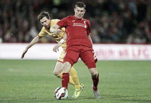 """""""I've settled in quickly"""" says James Milner"""