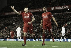 Liverpool 1-0 Swansea City: LFC player ratings as they win first home league game under Klopp