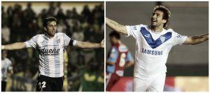 Cara a cara: Diego Milito vs Lucas Pratto