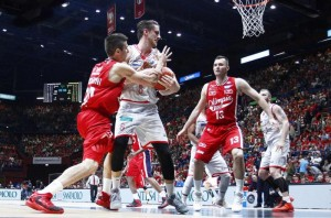 Serie A playoffs - Milano mostra i muscoli, Kaukenas risponde ma non basta: le chiavi di gara-1