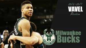 2016-17 NBA Team Season Review: Milwaukee Bucks