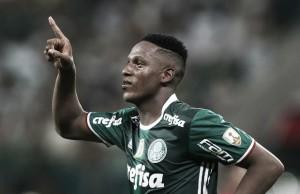Palmeiras sofre e pressiona, marca no último minuto e vence Jorge Wilstermann no Allianz Parque