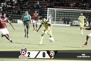 Mineros de Zacatecas se impuso en casa ante Murciélagos FC y clasifica a semifinales