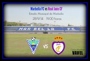 Marbella-Real Jaén: duelo de altura a nivel del mar