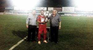 El Guijuelo ya piensa en Zamora tras ganar al Villanovense