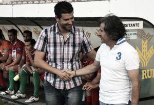 """Fernando Estévez: """"El liderato es sólo un pequeño paso"""""""