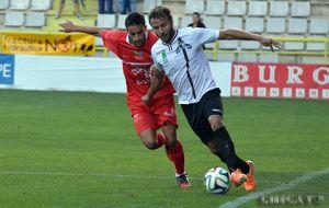 El Burgos CF se estrena en casa