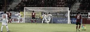 CD Mirandés - Córdoba CF: Juli salva el punto en Anduva