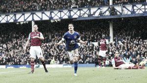 Everton - West Ham United: la aspiración contra el sueño de mantenerse arriba