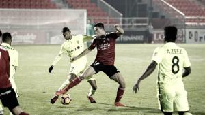 Mirandés - Almería: puntuaciones Almería, jornada 19 de Segunda División