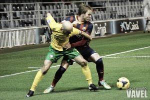 FC Barcelona B - CD Mirandés: fortalecerse contra un rival directo