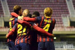Antecedentes Barça B - Mirandés: los azulgranas a confirmar la reacción