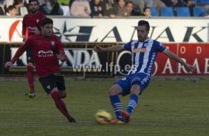 CD Mirandés - Deportivo Alavés: derbi de la tranquilidad