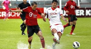 Mirandés-Sporting: recomponerse de la contundente derrota
