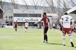 El Mirandés se reencuentra con la victoria en Anduva