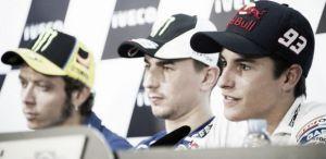 Rueda de prensa del Gran Premio de Qatar 2014