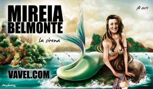 Mireia Belmonte, las sirenas existen