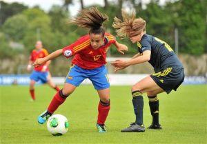 Nuestras perlas en la Euro Sub-17 (IV): delanteras