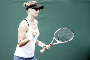 WTA Miami: Clinical Lucic-Baroni produces offensive masterclass to oust Radwanska